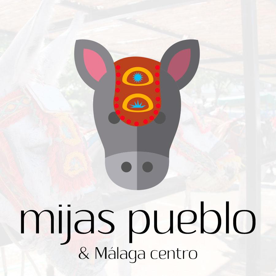 Mijas Pueblo & Málaga centro